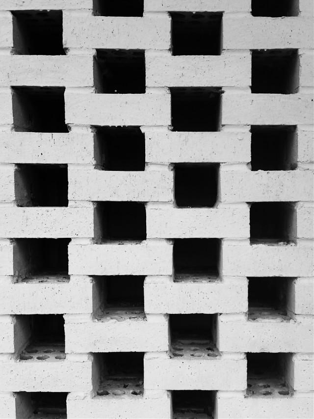 #texture #freetoedit #blackandwhite #square #shapes