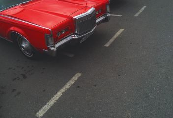 #red #car #texture