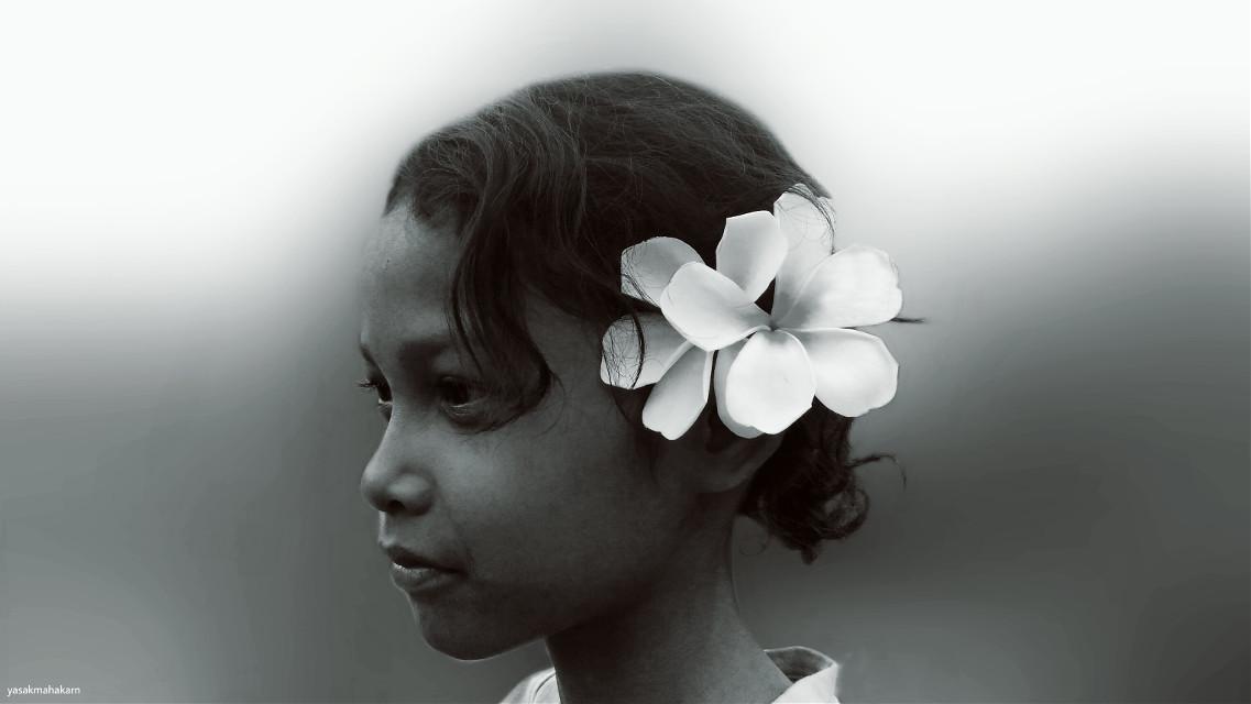 #photography #people #children  #blackandwhite #freetoedit