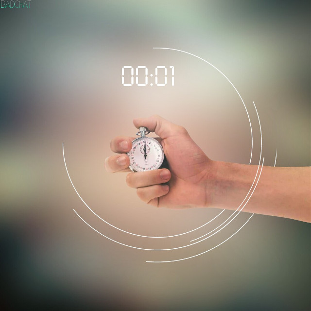 ⏰Stop The Time⏰ Thank You Picsart Team for Featuring my Work 🙏 #Numbers #Gradient #Frame #StopWatch #Hand #FreeToEdit #Interesting #MadeWithPicsart @pa