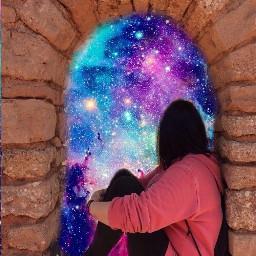wapwalkonstars stars galaxy barcelona love