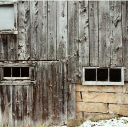 barn oldbuilding weathered retroeffect