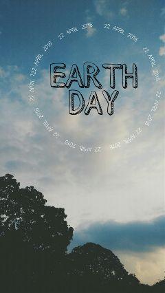 earthday bluesky greenleaf love 22april2016
