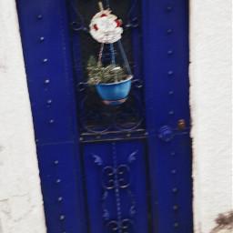 blue small door turkey