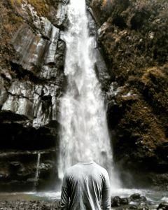 freetoedit photography people travel waterfall